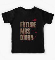 The Future Mrs Dixon Kids Tee