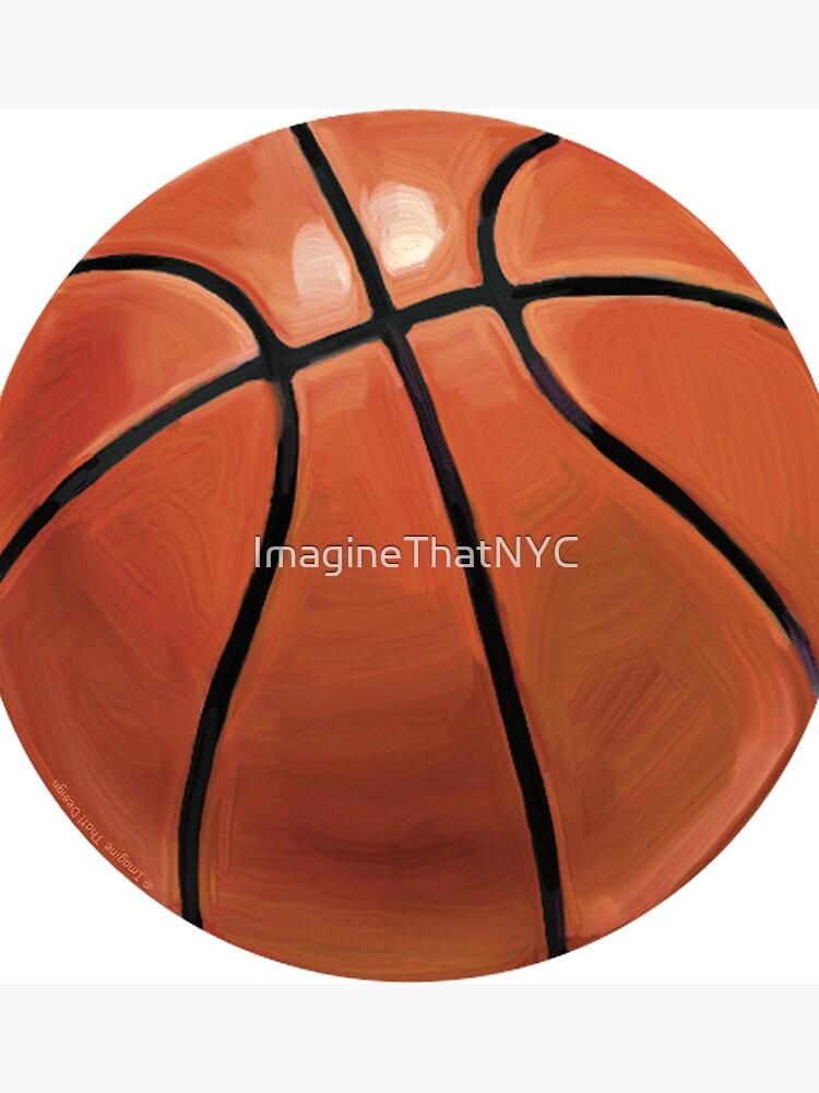 Baloncesto de ImagineThatNYC