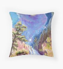 A New Heaven and a New Earth Throw Pillow
