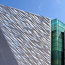 Titanic museum - Belfast - Northern Ireland by Arie Koene