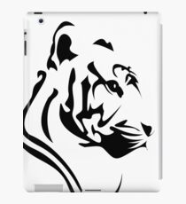 White Tiger iPad Case/Skin
