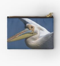 Pelican in flight Studio Pouch