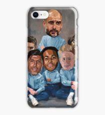 Family portrait - City  iPhone Case/Skin