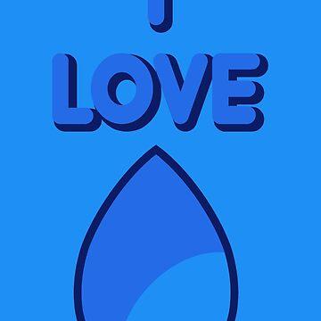 I Love Lapis Lazuli by ILoveSteven