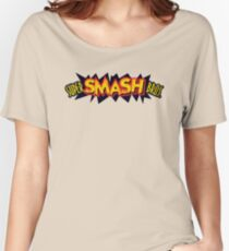 Super Smash Bros. Women's Relaxed Fit T-Shirt