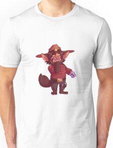 Little Werewolf Mccree :3c Unisex T-Shirt