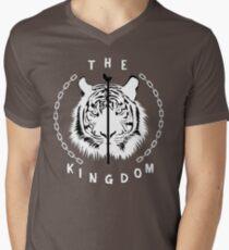 The Walking Dead Ezekiel Sheeva The Kingdom Men's V-Neck T-Shirt