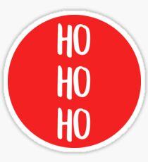 Ho Ho Ho!  Sticker