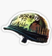 Full Metal Jacket Sticker