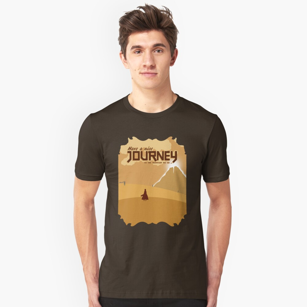Have a Nice Journey Unisex T-Shirt Front
