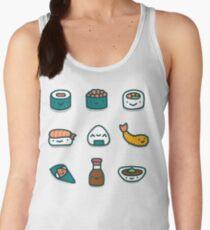 Sushi Lover Women's Tank Top