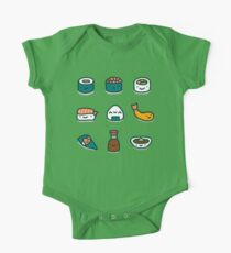 Sushi Lover One Piece - Short Sleeve