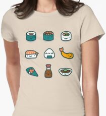 Sushi Lover Women's Fitted T-Shirt