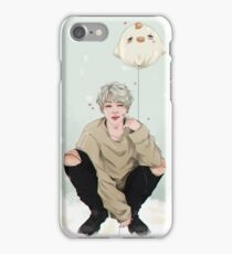 Chimchim iPhone Case/Skin