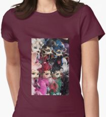 Venetian Masks T-Shirt