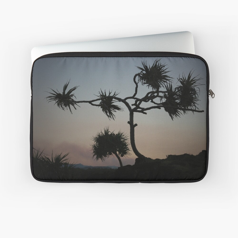 Dark Wind Laptop Sleeve