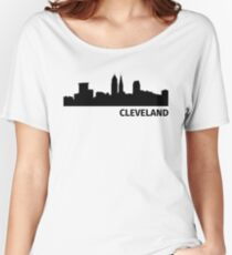 Cleveland, Ohio Women's Relaxed Fit T-Shirt