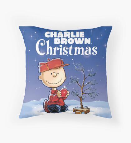 Charlie Brown Christmas: Throw Pillows Redbubble