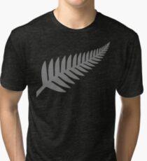 Silver Fern Tri-blend T-Shirt