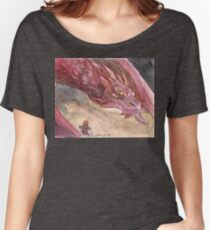 The Temptation of Smaug Women's Relaxed Fit T-Shirt