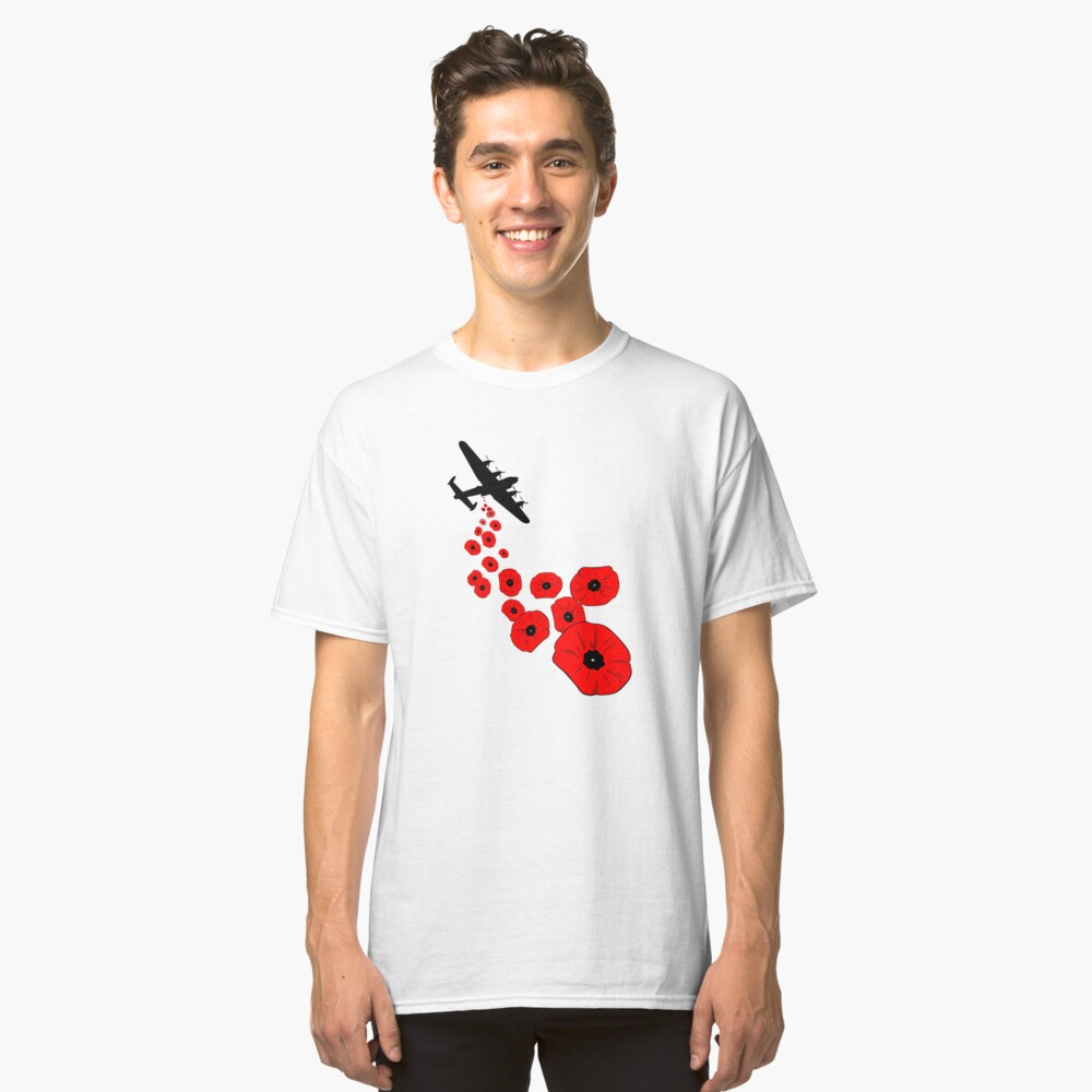 Nunca olvidado Camiseta clásica