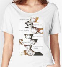 Block B Bastarz Women's Relaxed Fit T-Shirt