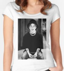 Block B Bastarz Women's Fitted Scoop T-Shirt