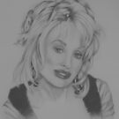 Dolly Parton by jansimpressions