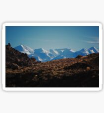La Sal Mountains Sticker