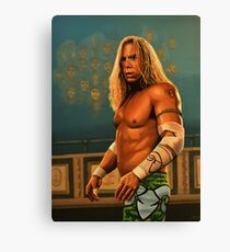 Mickey Rourke als The Wrestler-Malerei Leinwanddruck