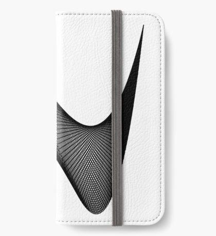 Lissajous XI iPhone Wallet