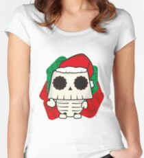 Christmas?? Women's Fitted Scoop T-Shirt