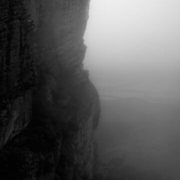 Pinacle walk Grampians by amorphousbeing