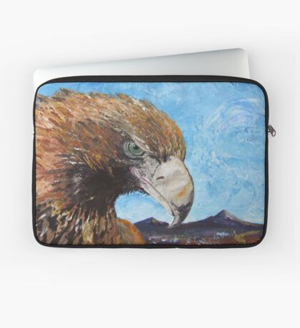 Eagle with Attitude Laptop Sleeve