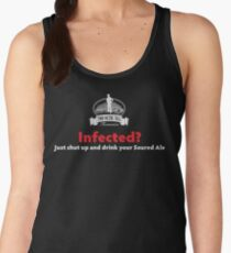Infected? Women's Tank Top