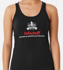 Infected? Women's Tank Top