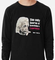 Sudadera ligera Cita de Albert Einstein