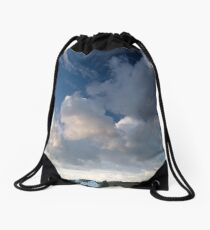 Skye Sky Drawstring Bag