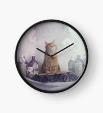 Ginger Spells Clock