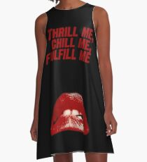 The Rocky Horror Picture Show 1 A-Line Dress