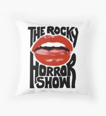 The Rocky Horror Picture Show Tv Show Throw Pillow