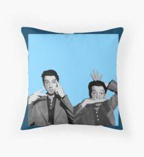 Jimmy Stewart Throw Pillow