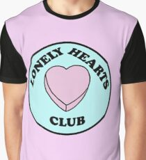 Lonely Hearts Club Graphic T-Shirt