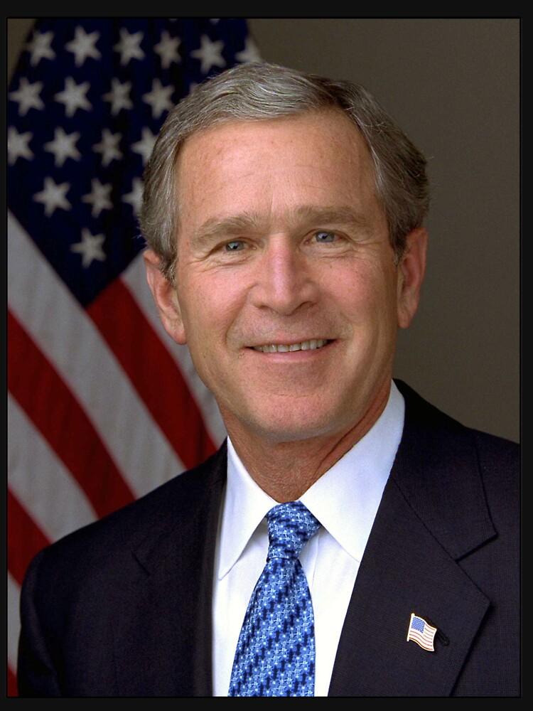 George W Bush Presidente de los Estados Unidos de ozziwar