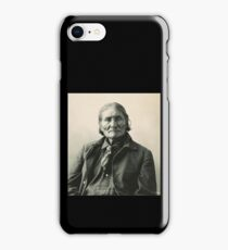 Geronimo Native American Tribe Leader iPhone Case/Skin