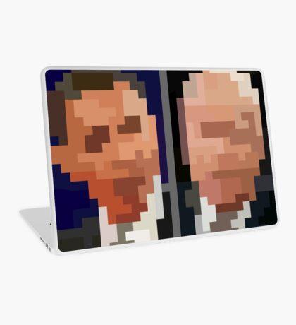 Obama McCain Laptop Skin