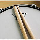 Drummer by raevan