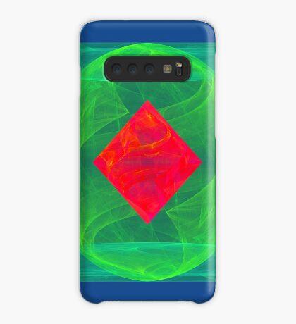 Antiquarian Pulsar infrared #fractal art Case/Skin for Samsung Galaxy