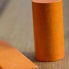 Day 34 - orange by Hege Nolan