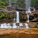 Wentworth Falls by Martin Pot